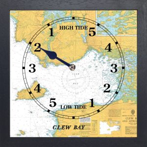 CLEW BAY TIDE CLOCK