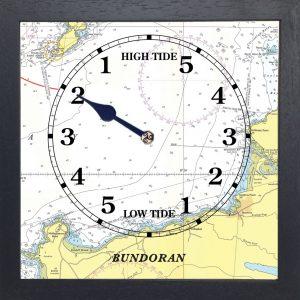 BUNDORAN-TIDE-CLOCK
