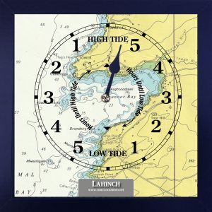 Lahinch Tide clock