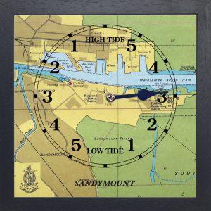SANDYMOUNT--TIDE-CLOCK-