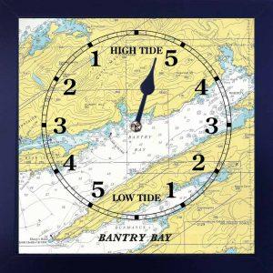 Bantry Bay Tidal clock