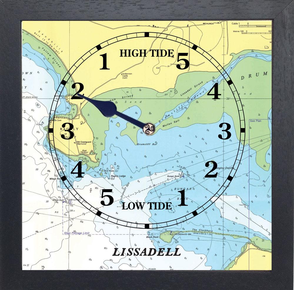 LISSADELL-TIDE-CLOCK