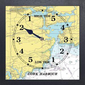 CORK-HARBOUR TIDE CLOCK