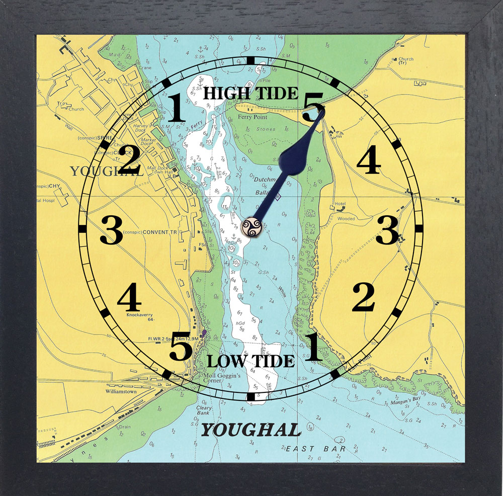 YOUGHAL-TIDE-CLOCK
