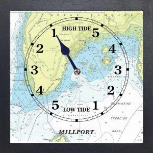 Millport Tide Clock